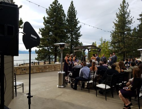 Avoiding Wireless Microphone Wedding Nightmares